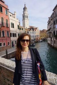 In full pleasure mode in Venice