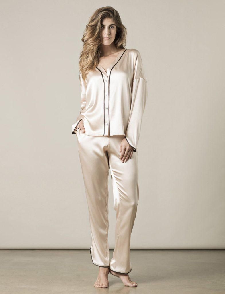 Luxury pyjamas by Nui Ami Photo Credit: www.nuiami.com/products/copy-of-paris-pyjamas